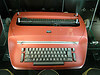 IBM Selectric Typewriter used by Bankruptcy Attorney in Omaha