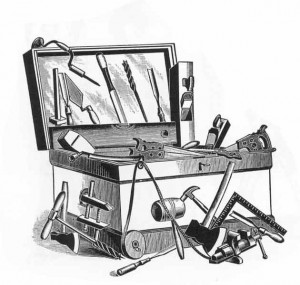 Chapter 13 bankruptcy tool box
