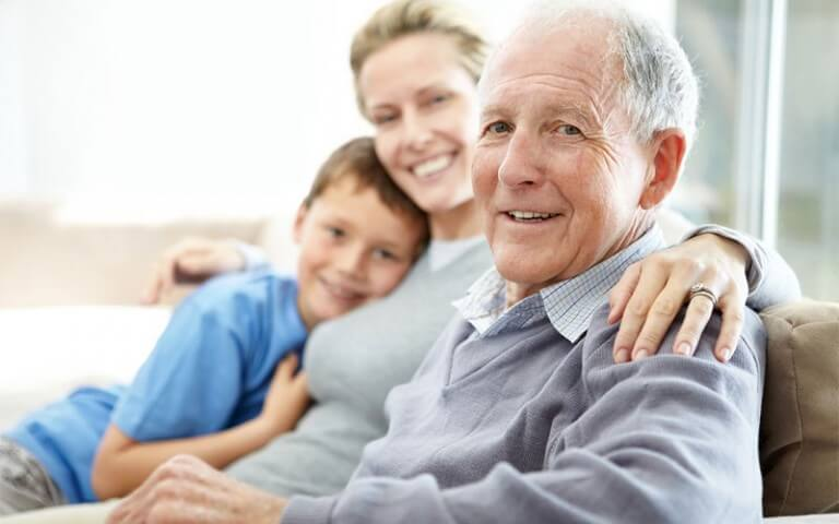 Three-Generations-of-Family