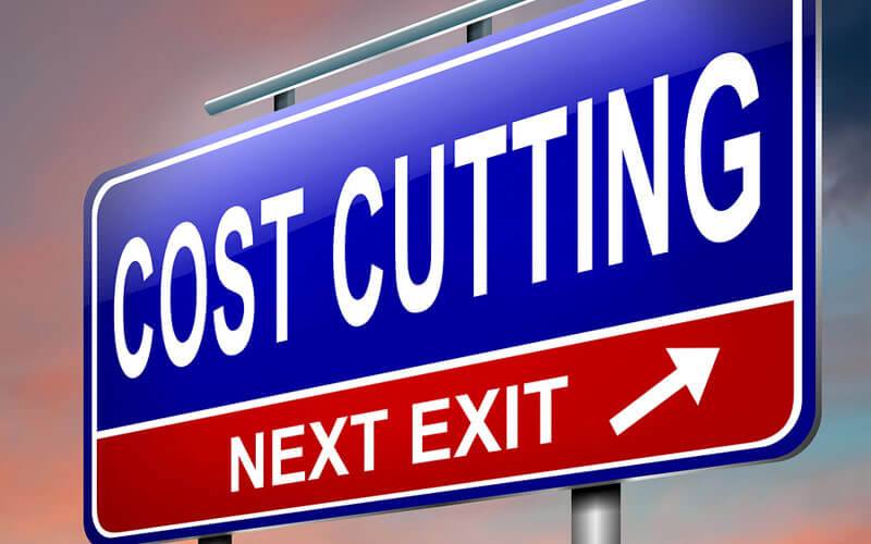 Cost-Cutting-Sign