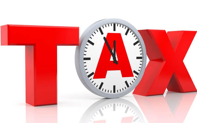 Tax-Clock