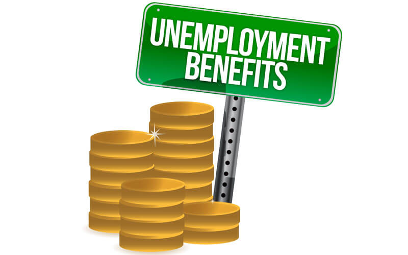Unemployment-Benefits-Sign
